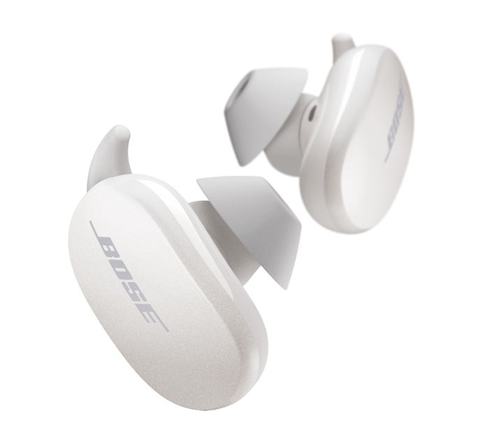 Bose QuietComfort Noise Cancelling Earbuds - Soapstone