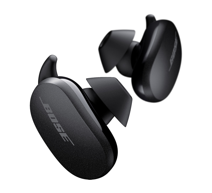 Bose QuietComfort Noise Cancelling Earbuds - Triple Black