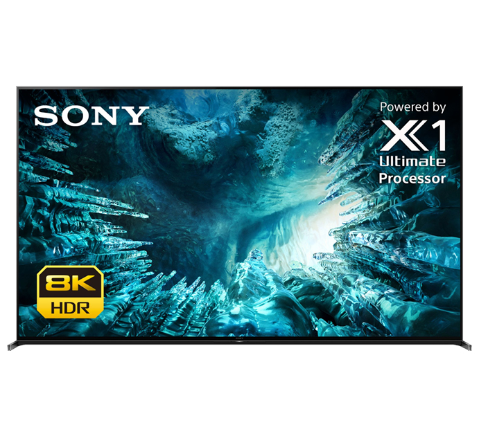 Sony 85 Inch Class Z8H Series LED 8K UHD Smart Android TV
