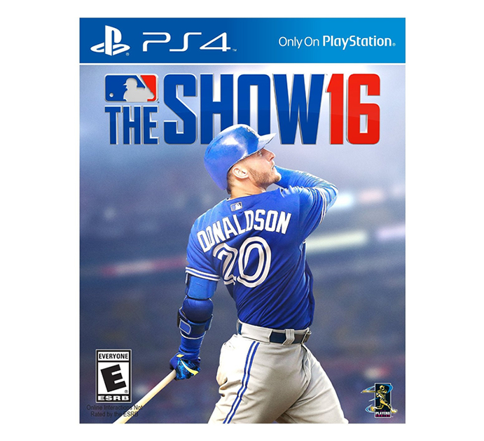 MLB: The Show 16 - PlayStation 4
