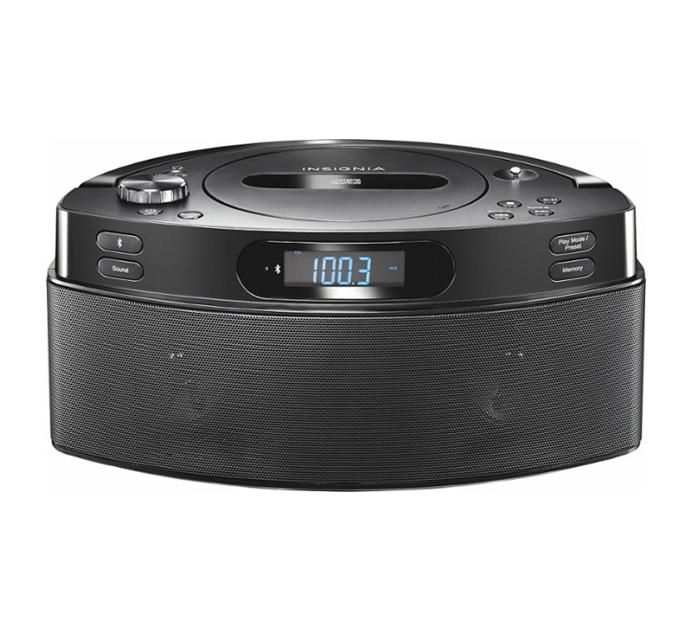 8c9a1bb4915 50PercentOrLess.com: Insignia™ - CD Boombox with AM/FM Radio - Black