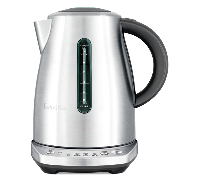 Breville BKE720BSS The Temp Select Tea Kettle